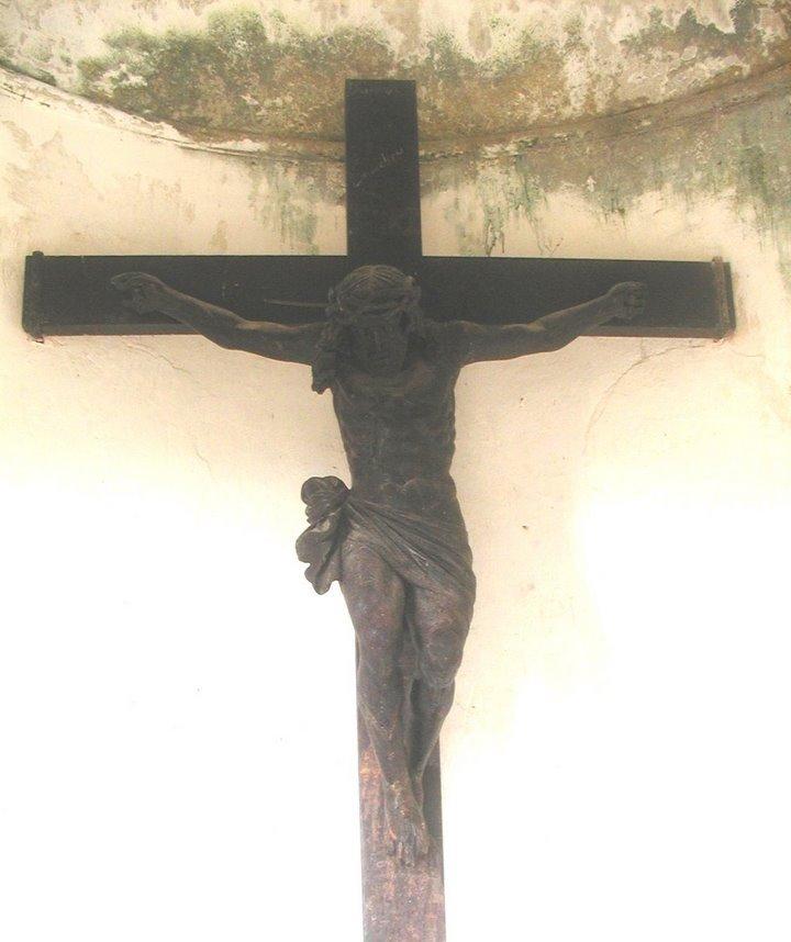 El Cristo en la Ermita Cortesia Ernesto de la Fe