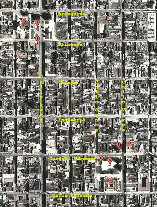 Area de Ciudad de Cárdenas