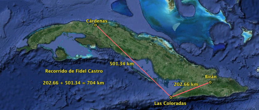 Castros Route