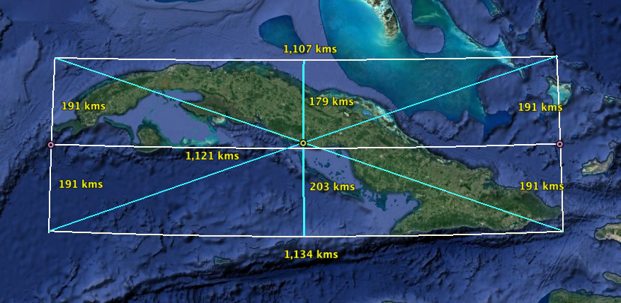 CGC. Centro Geográfico de Cuba