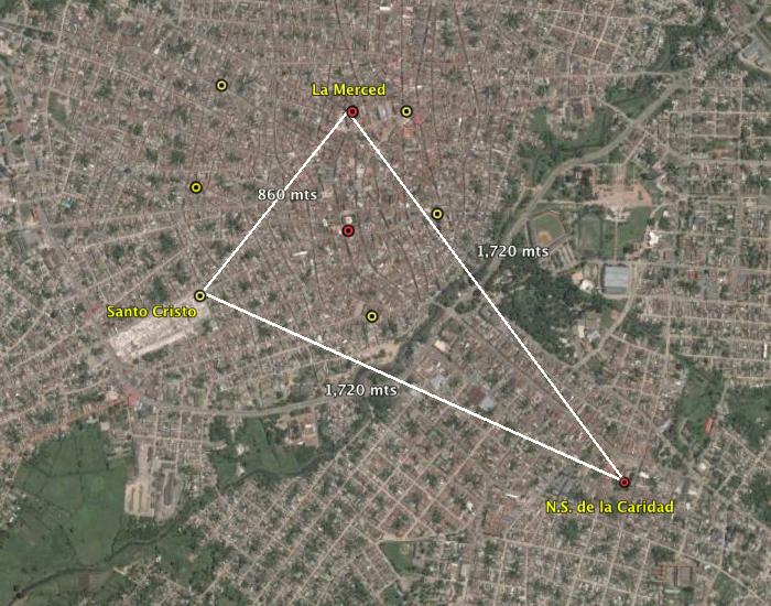 A- Triángulo en Camaguey