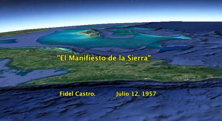 Manifiesto de la Sierra. CUPUS